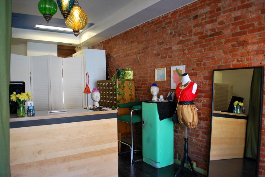 Peek Inside the Tailoring Shop | Ginger Root Design