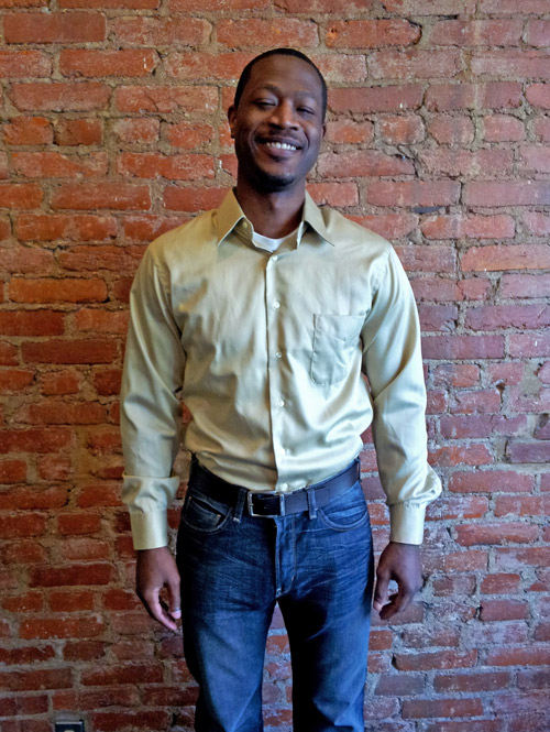 Customer Profile: Jason | Ginger Root Design